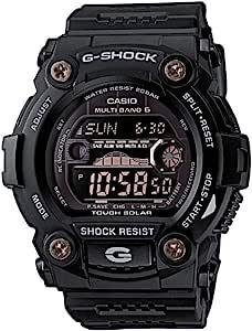 Casio G-SHOCK Homme Digital Quartz Montre avec Bracelet en Résine GW-7900B-1ER