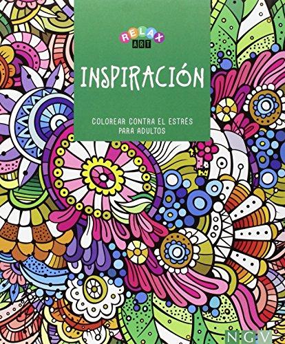 Inspiración. Libros Para Colorear (Relax Art)