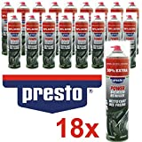 Presto Power Detergente per freni, 18 x 600 ml