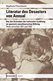 Produkt-Bild: Literatur des Desasters von Annual (Lettre)