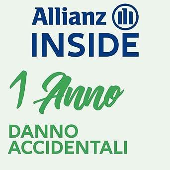 Allianz Inside, 1 Anno Copertura Danni accidentali per Cellulare è compreso tra 100,00 € e 149,99 €