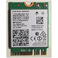 Intel Dual Band Wireless-AC 8265NGW, 2230, 2x2 AC + BT, Vpro