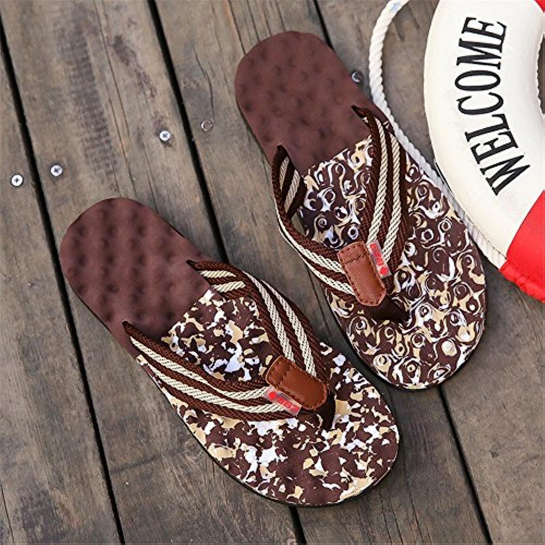 Sharon zhou Infradito Denim Denim estate uomini giovani uomini semplici semplici semplici antiscivolo pantofole casa casual adatto... | Apparenza Estetica  | Uomo/Donne Scarpa  935dc8