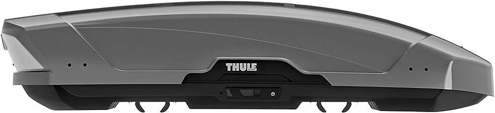 Thule 629800 Dachboxen Motion XT, Titan Glänzend, Größe XL