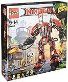 LEGO Ninjago - Ninjago Robot del fuego (70615)