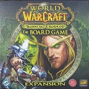 Fantasy Flight Games - World of Warcraft : The Burning Crusade extension