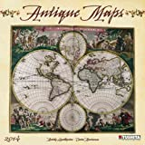 Antique Maps 2014 (Media Illustration)