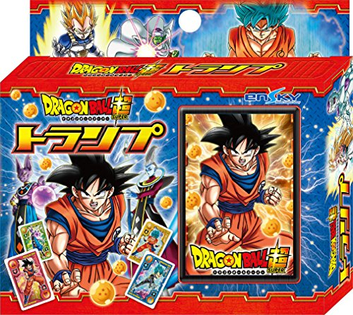 BARAJA DE POKER JAPONESA DRAGON BALL SUPER