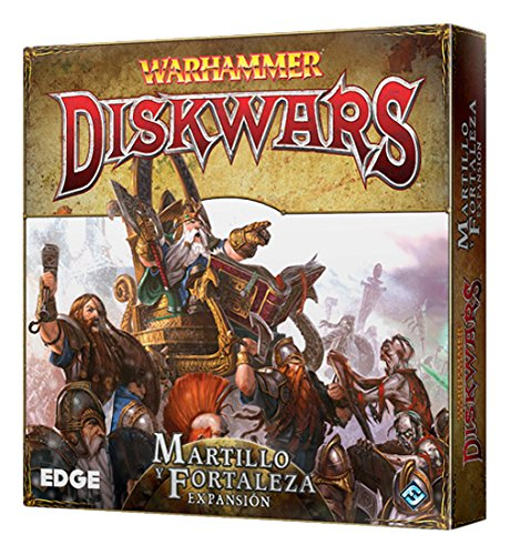 Warhammer: Diskwars - Juego de mesa (Edge Entertainment EDGWHD02)