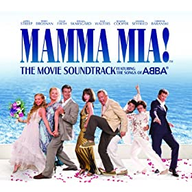 Mamma Mia! The Movie Soundtrack (EEA Version)