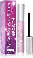 Wimpernserum und Augenbrauenserum 5ml Wimpern Booster Lash Serum mit Hyaluronsäure für Wimpernwachstum und...