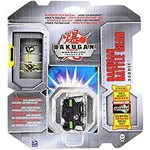 Bakugan Gundalian Invaders Battle Gear Darkus Black Boomix 70G [New in Package] by Spin Master