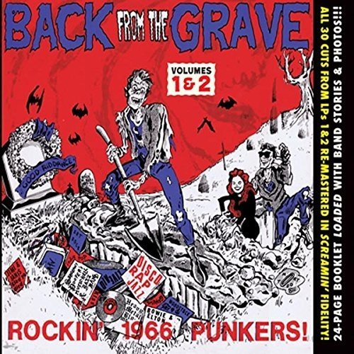 Back from the grave, vol. 1 & 2 : rockin' 1966 punkers !