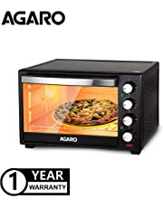 AGARO Marvel Series Oven Toaster Griller (Black)