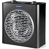 Black+Decker BXSH2003E Calefactor, 2000 W, Plastico, Negro