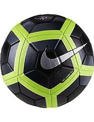 Nike Cr7 Prestige Balón Línea Cristian Ronaldo, Unisex adulto, Negro (Black / Volt / Silver), 5