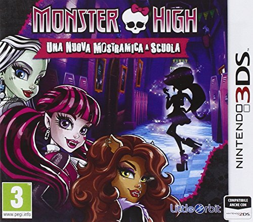 Monster High: New Ghoul in School (Nintendo 3DS) by Bandai Namco Partners Uk Ltd