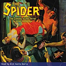 The Coming of the Terror: Spider #36, September 1936