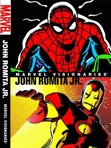 Marvel Visionaries: John Romita Jr. HC by J. Michael Straczynski (2005-11-09)