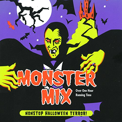 Monster Mix - Non-Stop Halloween Terror!