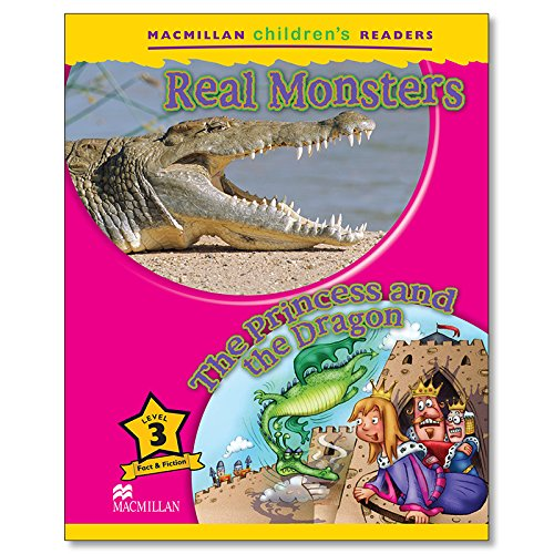 MCHR 3 Real Monsters: Princess & Dr (int: Real Monsters / The Princess and the Dragon: Level 3 - 9780230010147 por P. Shipton