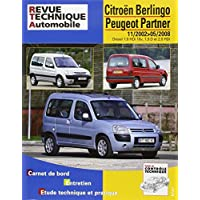 Revue Technique 111.2 Berlingo Combi/Partner Diesel 11/02>05/08