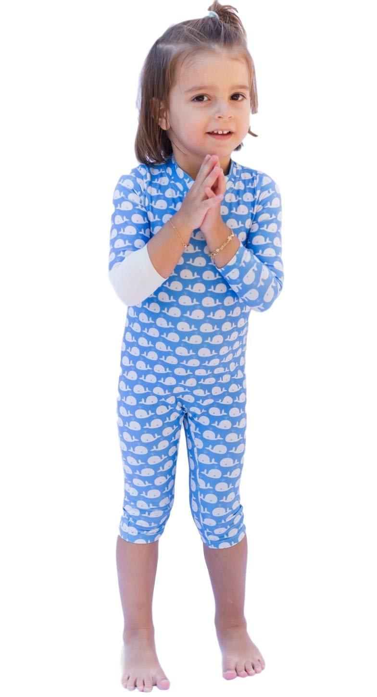 OCOI Traje De Baño para Bebé con Protección Solar UPF50+ Manga Larga – Mono/Bodysuit/Bañador Entero Una Pieza niña y… 3