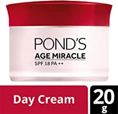 Pond's Age Miracle Wrinkle Corrector Day Cream SPF 18 PA++ 20g