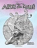 Arte da Cani: Un libro da colorare per adulti: un regalo unico per gli amanti dei cani e dei cuccioli con disegni con Mandala & Ghirigori e disegni per alleviare lo stress