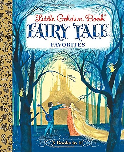 Fairy Tale Favorites (Little Golden Book Favorites)