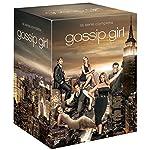 Cofanetto edizione italiana contenente la serie completa (sei stagioni) di Gossip Girl.