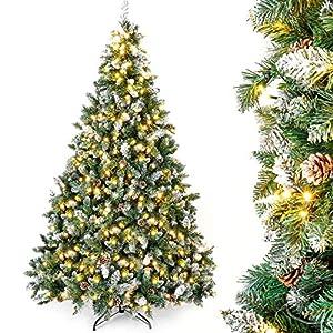 Yorbay Árbol de Navidad Artificial
