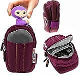 Navitech Purple Pouch For The WowWee Fingerlings Monkey