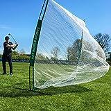 FORB Portable Golf Schlagnetze – 2.13 m x 2.13 m Garten & Außenbereich Feld Praxis Golfübungsgerä