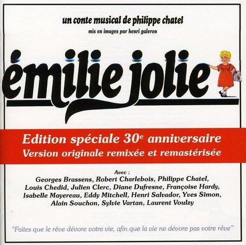Émilie Jolie - Édition 30ème Anniversaire