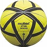 Molten F4G3300 Fußball, Gelb, 4