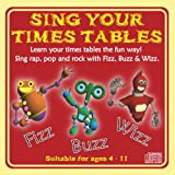 Sing Your Times Tables Audio CD: Learn your tables the fun way. Updated Version