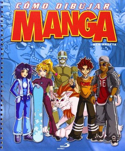 Cómo Dibujar Manga (Actividades y destrezas)