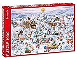 Piatnik 5660 - Christmas Choir Puzzle, 1000 Teile