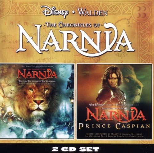 The Chronicles of Narnia: The Lion, The Witch & The Wardrobe / Prince Caspian Original Soundtrack