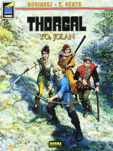 Thorgal 30, Yo, Jolan Cover Image