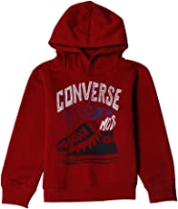Converse Boys Graphic Print Sweat Shirt