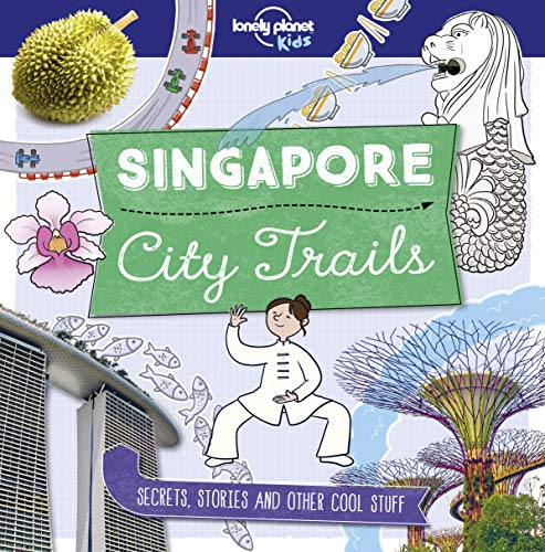 City Trails - Singapore - 1ed - Anglais