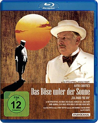 Bild von Das Böse unter der Sonne - Agatha Christie [Blu-ray]