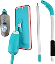Environmental Water Durable Home Using Spray Mop Household Floor Cleaning Tools For Various Kinds Of Floor(Blue and white)