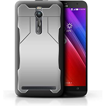 Stuff4 Coque De Pour ASUS Zenfone 2 ZE551ML Defense Design Armure Collection