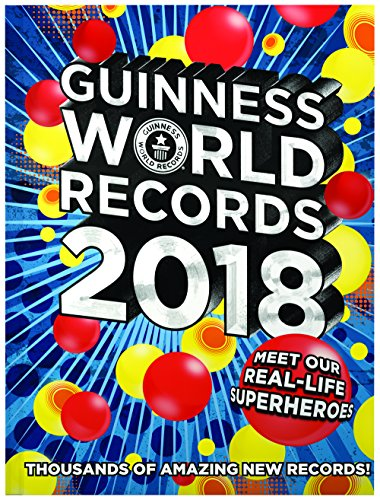 * NEW * Guinness World Records 2018. Another childhood favourite that is now in its 64th year!