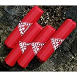 Endless River Canoe Roof Rack Pads