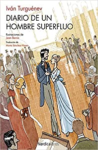 Diario de un hombre supersfluo par Teresa Clavel lledo