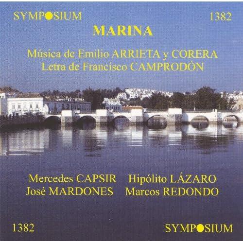 Marina: Act II: Vaya, la gente viene (Marina, Jorge, Pasqual ...